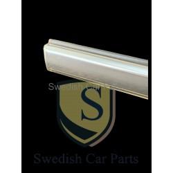 Decorative frame glass windscreen lower black, SAAB 900