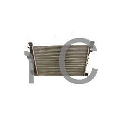 Radiator, Engine cooling Manual transmission Z19DTR, SAAB 9-3