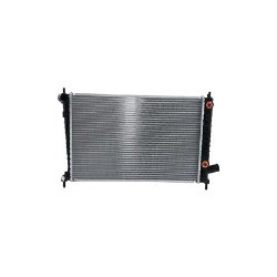 Radiator, Engine cooling Automatic transmission from '02, SAAB 9-5