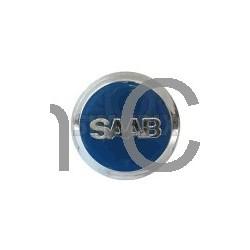 """Embleem spatbord achter """"SAAB"""", SAAB 96*"""