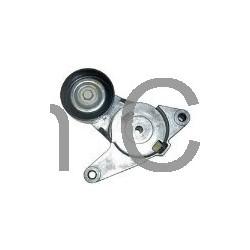 Tensioner pulley, V-ribbed belt, SAAB 9-3, 9-5