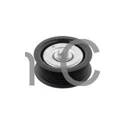 Guide pulley, V-ribbed belt Z19DT, Z19DTH, Z19DTR, SAAB 9-3