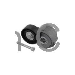 Belt tensioner, V-ribbed belt Z19DT, Z19DTH, Z19DTR, SAAB 9-3, 9-5
