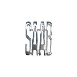 Embleem radiateurgrille '66-'68, SAAB 95 en 96*