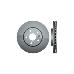 Brake disc Front axle 345 mm from '08, SAAB 9-3