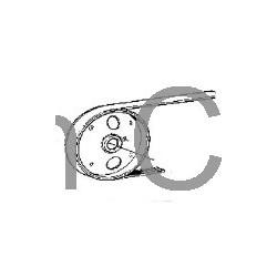 Poelie servopomp, SAAB 9000