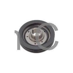 Belt pulley, Crankshaft B202L '87-'90, SAAB 9000