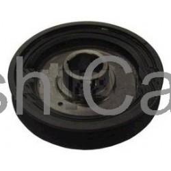Belt pulley, Crankshaft B234 tot '93, SAAB 9000