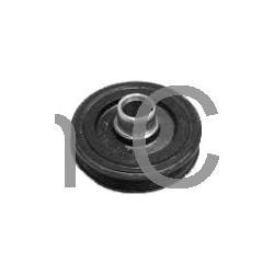 Belt pulley, Crankshaft B207- to '07, SAAB 9-3