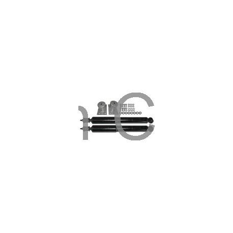 Schokdemperset achteras, SAAB 95