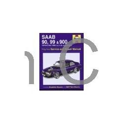 Werkplaatshandboek, SAAB 90, 99, 900 1979-1993