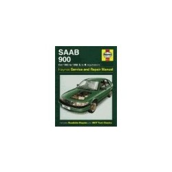 Werkplaatshandboek, SAAB 900 1993-1993