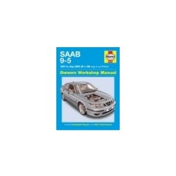 Werkplaatshandboek, SAAB 9-5 1997-2005
