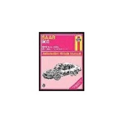 Werkplaatshandboek, SAB 900 1979 t/m 1988