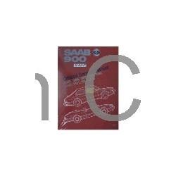 Werkplaatshandboek, SAAB 900 B202