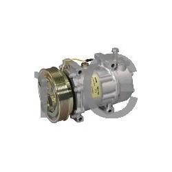 AC-compressor, SAAB 9000