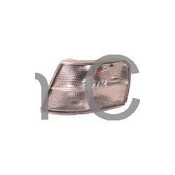 Knipperlicht met lamphouder wit, SAAB 9000
