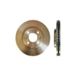 Brake disc Front axle from '88, SAAB 9000