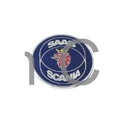 Embleem achterklep, SAAB 9000 en 900