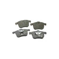 Brake pad set Front axle diameter: 314 mm , SAAB 9-3