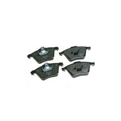 Brake pad set Front axle 345 mm from '08, SAAB 9-3