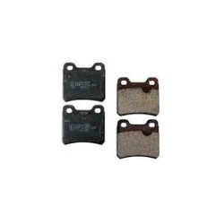 Brake pad set Rear axle System Girling from '75, SAAB 99