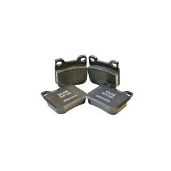Brake pad set Rear axle, SAAB 9-5