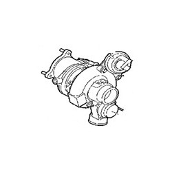 Bypass-ventiel turbo B207R