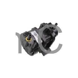 Boost pressure control valve