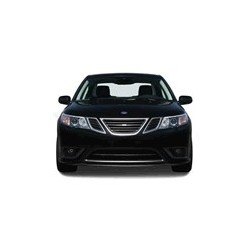 Radiateurgrill Turbo X midden, SAAB 9-3