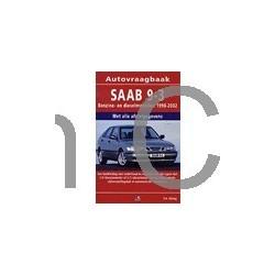 Autovraagbaak SAAB 9-3