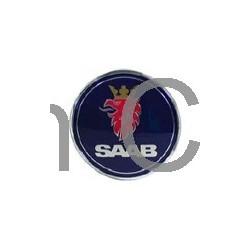 """Embleem achterklep """"Saab"""" vanaf '06, SAAB 9-5"""
