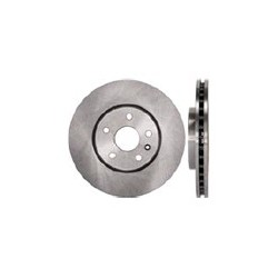 Brake disc Front axle internally vented, SAAB 9-5