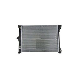 Radiateur motorkoeling automaat A28NER A20NET, SAAB 9-5