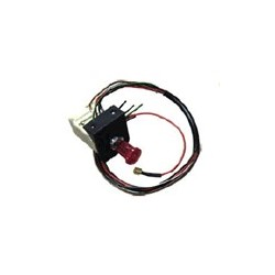 Relais Hazard lights 12V Upgrade kit, SAAB 95, 96, 99