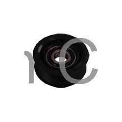 Guide pulley, V-ribbed belt, SAAB 9-5