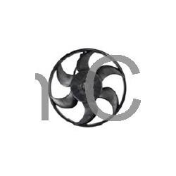 Electric motor, Radiator fan, SAAB 900, 9000, 9-5