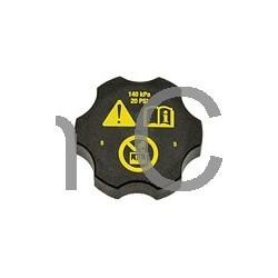 Dop radiateur, SAAB 9-5