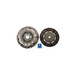 Clutch kit A19DTR and Z19DTR, SAAB 9-3