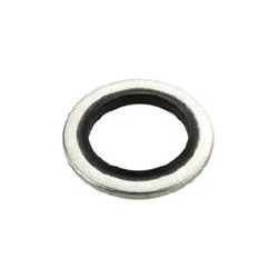 Gasket ring, Hollow screw, SAAB 9-5