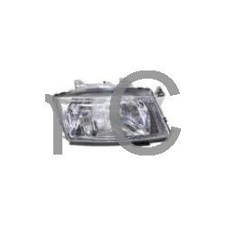 Headlight right H4, SAAB 900