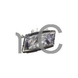 Headlight left H4, SAAB 9-3