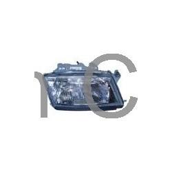 Headlight right H4, SAAB 9-3