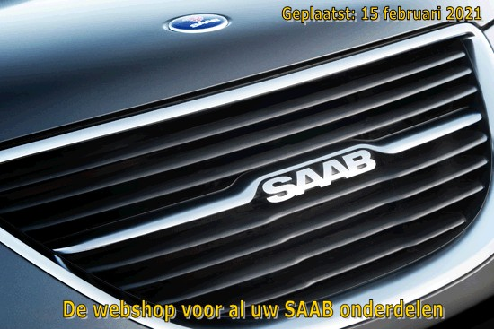 The Number 1 online shop for SAAB parts.